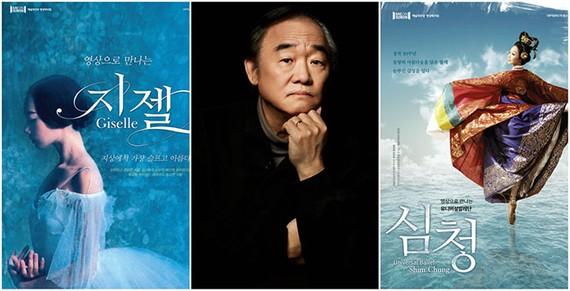 Korean Performing Arts presented on screen