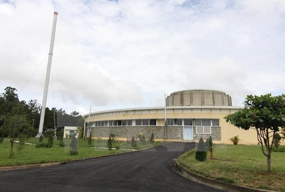 Da Lat nuclear reactor (Source: VNA)