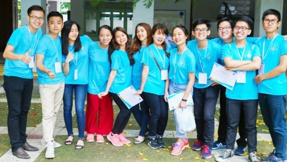 talented Vietnamese youth will represent Vietnam in SSEAYP 2017