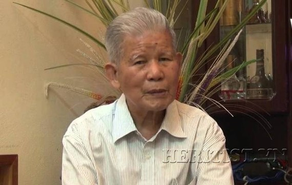 Prof. Dr Dang Huy Huynh (Photo: heritist.vn)
