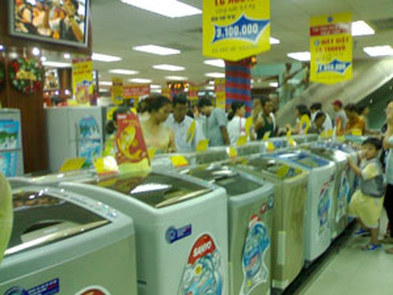 Goods will be sold at reasonable and stable prices during 'Sale Promotion Month'. (Photo:KK)