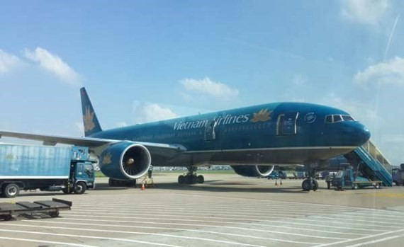 Vietnam Airlines marks its 8,000th safe flight on Airbus A350
