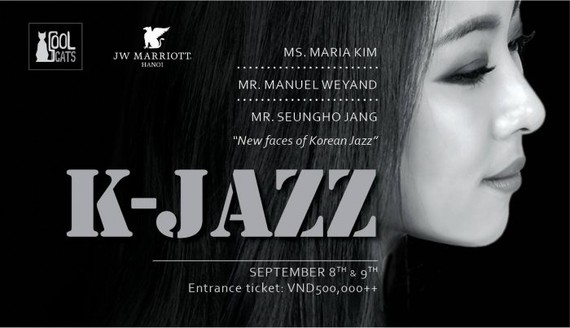 Int'l artists gather in Jazz concert in Hanoi