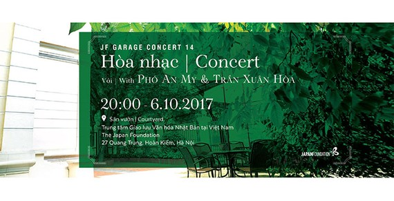 Concert presents new Japanese, Vietnamese music