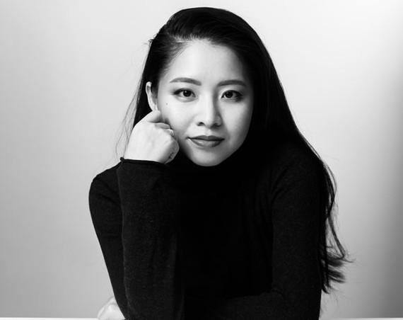 Fashion designer Phuong My