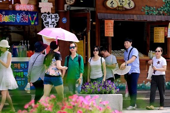 Vietnam reaches the 8th position in South Korea tourism market