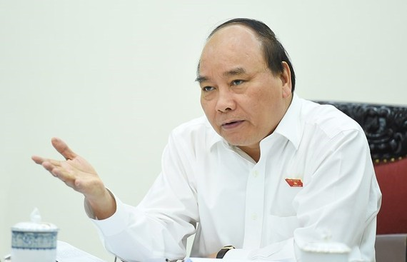 Prime Minister Nguyen Xuan Phuc (Source: VNA)