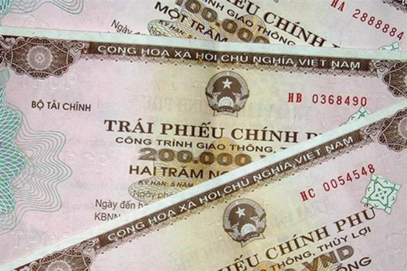 Recently government bonds have seen strong foreign buying (Photo: dautuchungkhoan.vn)