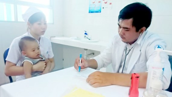 Contagious diseases increase in Vietnam