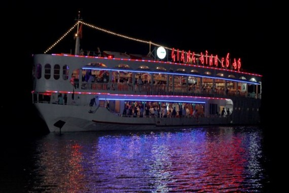 $2 million yacht launched to serve tourists in Lam River
