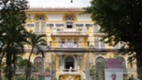 The museum of Fine Arts in HCMC (Photo : SGGP)