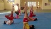 HCMC public schools teach Aerobic
