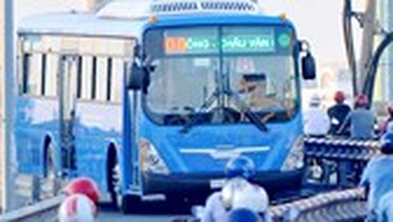 More buses to run in HCMC