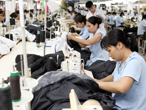 Vietnam's index of industrial production in November up 17.2 percent year on year - Illustrative image (Source: VNA)