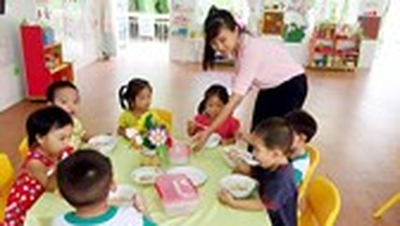 Private pre-schools in HCMC undergo complete overhaul