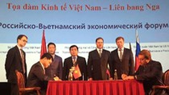 Over twenty Russian firms find opportunity in HCMC
