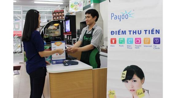 Payoo đã kết nối đến hơn 6.000 điểm thanh toán