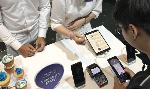 Samsung Pay mang đến nhiều tiện ích trong thanh toán