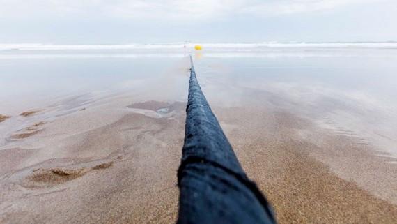 Tuyến cáp băng qua Đại Tây Dương đã hoàn thành