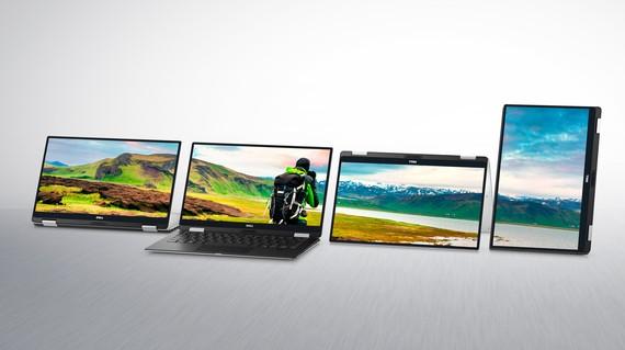 Các dòng máy mới của Dell