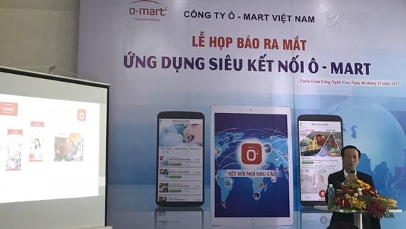 Ô-mart ngày ra mắt dịch vụ