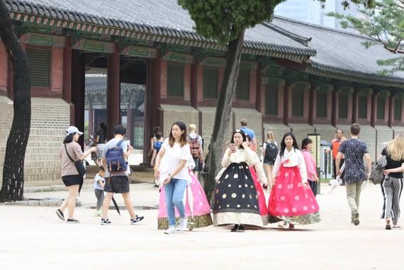 Mở rộng đối tượng được xét cấp thị thực vào Hàn Quốc