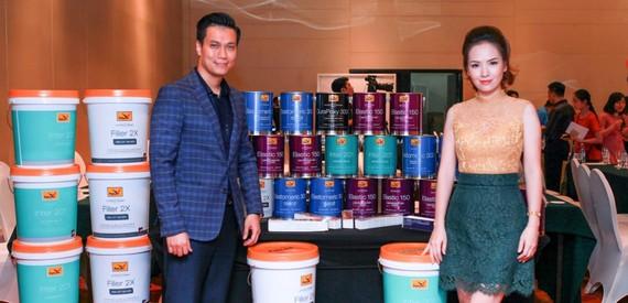 Sơn Falcon ra mắt sản phẩm có đặc tính khí hậu Việt Nam