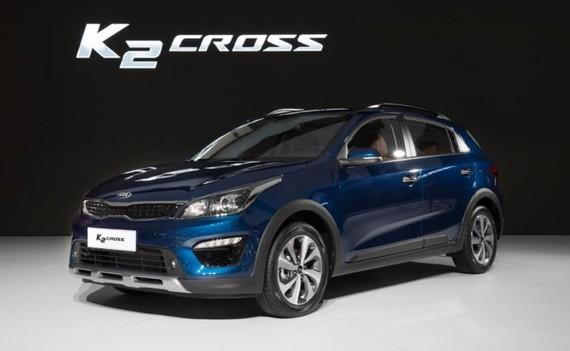 KIA K2 Cross, phiên bản đa dụng của K2 sedan