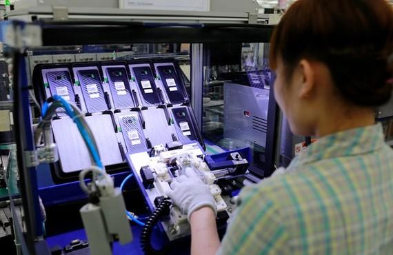 Các sản phẩm Galaxy S8/S8 Plus đều được kiểm tra rất chặt chẽ trước khi xuất xưởng.