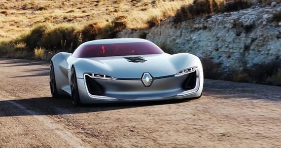 Renault Trezor từng giành được nhiều giải thưởng về thiết kế