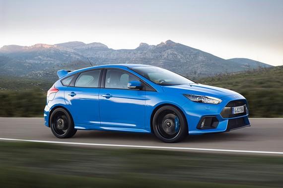 Ford dừng sản xuất Focus tại Mỹ trong ít nhất 1 năm.