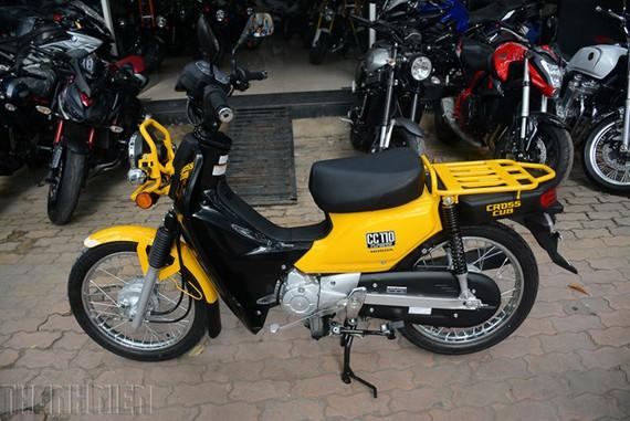 'Hậu bối' của Honda Cub huyền thoại trở lại