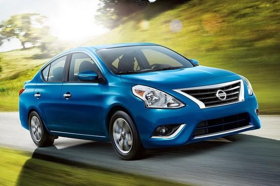 10 mẫu xe rẻ đáng mua nhất hiện nay ở Mỹ