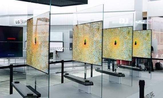 Công nghệ OLED biến chiếc TV thành một tuyệt tác nghệ thuật, vẻ đẹp thanh lịch được sáng tạo nên từ triết lý tối giản