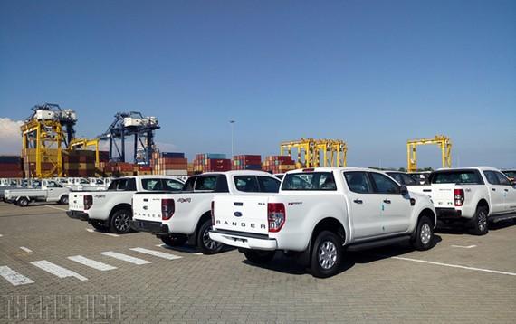 Ford Ranger - mẫu xe bán tải bán chạy nhất thị trường VN hiện nay