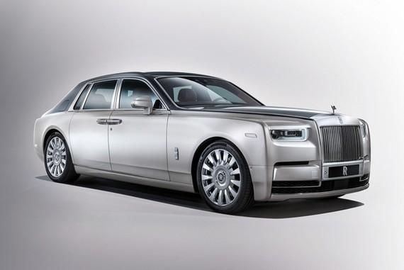 Rolls-Royce Phantom 2018 - xe siêu sang hàng đầu thế giới.