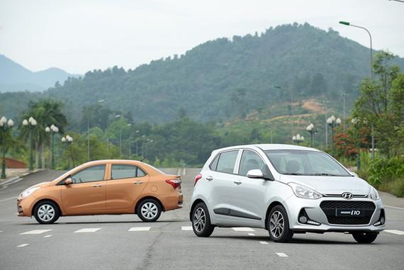 Phân khúc ô tô cỡ nhỏ hạng A tại Việt Nam ngày càng cạnh tranh