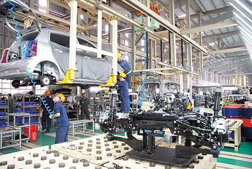 Công nghiệp ô tô cần chính sách đột phá