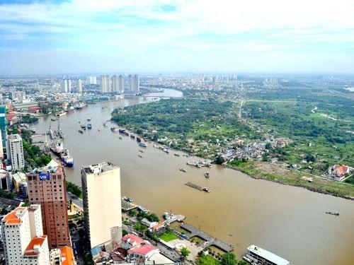 Phát triển ven sông Sài Gòn phải hài hòa
