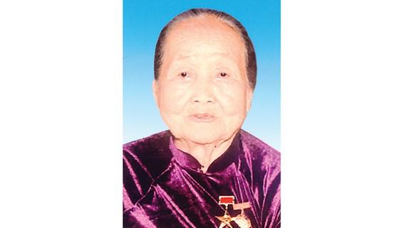 Mẹ Việt Nam anh hùng Hà Thị Sang từ trần
