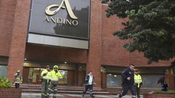 Trung tâm mua sắm cao cấp Andino. Ảnh: AP