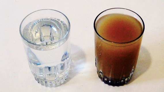 Công nghệ lọc nước ô nhiễm mới