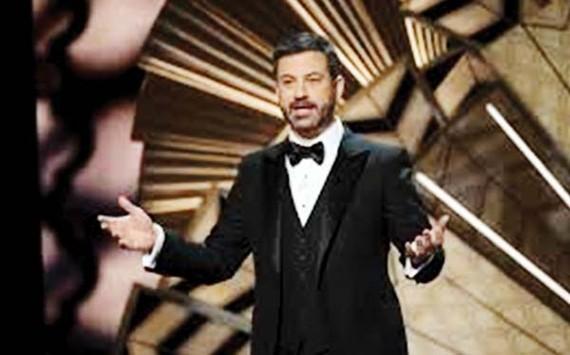 MC cho lễ trao giải Oscar 2018