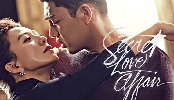 Mối tình bí mật đánh dấu sự trở lại của người đẹp tài năng Kim-Hee-Ae  và bước trưởng thành của Yoo Ah In