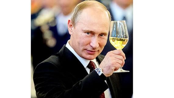 Tổng thống Nga Putin tái tranh cử - một trong những sự kiện quan trọng trong năm 2018
