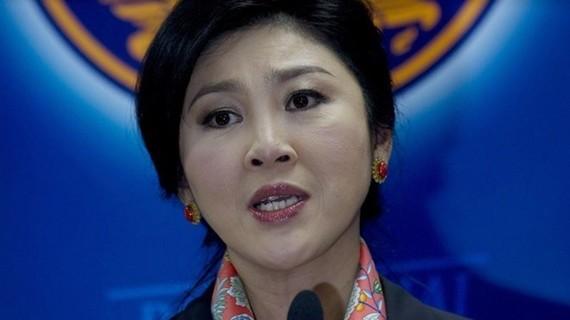 Former Thai Prime Minister Yingluck Shinawatra (Photo: AP)