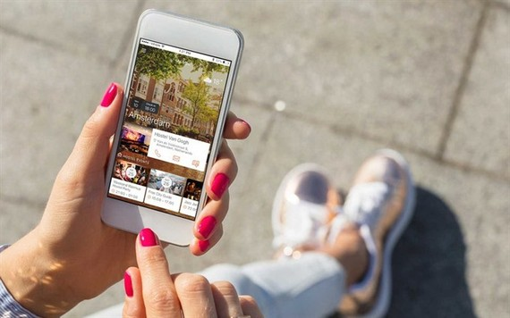 More Vietnamese are using their mobile devices for travel purchases, presenting a growth opportunity for online travel agents. — Photo Hostelworld