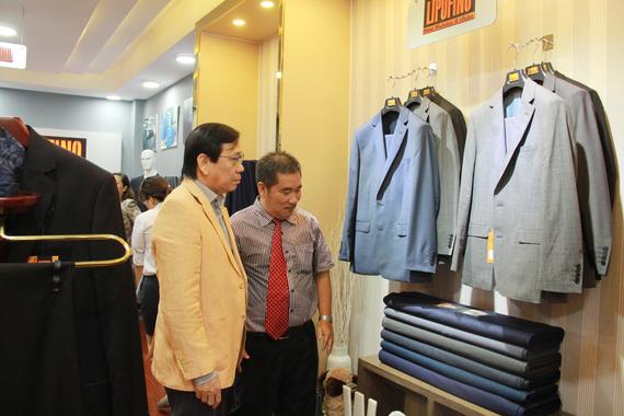 Vải Wool cao cấp LIPOFINO chính thức có mặt tại thị trường Việt Nam