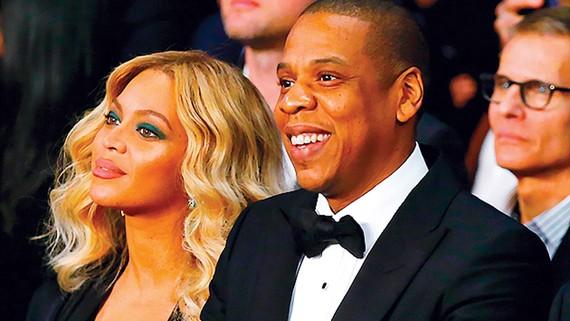 """Jay Z và Beyonce - """"cặp đôi tỷ USD"""" của làng giải trí"""