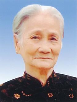 Mẹ Việt Nam Anh hùng NGUYỄN THỊ BÊ đã từ trần